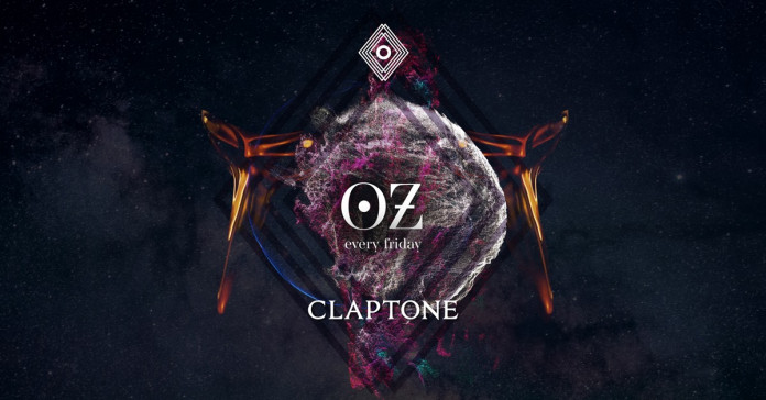 oz with claptone header